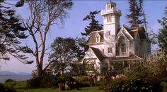 Practical Magic movie house-exterior