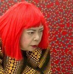 Yayoi Kusama è uno dei cento personaggi più influenti del mondo secondo il Time. Unica rappresentante delle arti visive nella celeberrima lista annuale