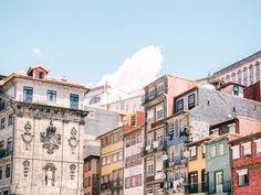 Wir haben die schönsten #Porto Reisetipps wie #Ribeira, den Torre des Clérigos, dem Paco Episcopal, die Ponte Dom Luis Budapest, Portugal, Funny Slogans, How To Look Pretty, Street View, Tours, Dom, Travelling, Lakes