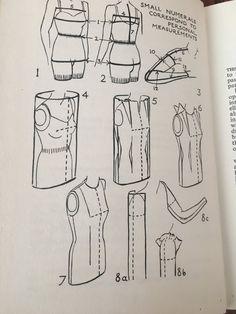 Your Pattern Cutting MacEwan Vintage Dress Making by WishVintageUK