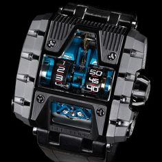SwissTime - REBELLION T-1000 Gotham