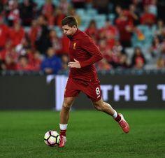 Stevie G, Steven Gerrard, Liverpool Fc, Soccer, Baseball Cards, Sports, Hs Sports, Futbol, European Football