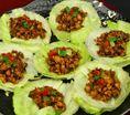 Make It Tonight: Asian Chicken Lettuce Wraps - SELF