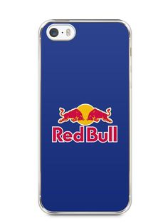 Capa Iphone 5/S Red Bull #2 - SmartCases - Acessórios para celulares e tablets :)