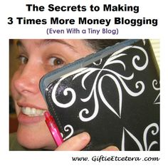Giftie Etcetera: How I Earned a Threefold Increase in Monthly Blogging