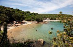 Melhores Praias do Rio de Janeiro - Azedinha, Búzios