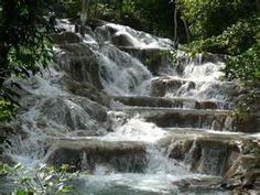 Jamacia-Dunn's River Falls, went a few years ago...very cool