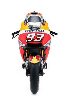 Racing Cafè: Honda RC 213V Repsol Honda Team MotoGP 2017