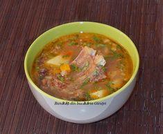 Romanian Food, Bacon, Soup, Album, Cooking, Ethnic Recipes, Zucchini, Romanian Recipes, Kitchen