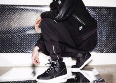 0b46fdd43917  Nike air Python black on black  sneakers for  doverstreetmarket NYC Cheap  Nike Roshe