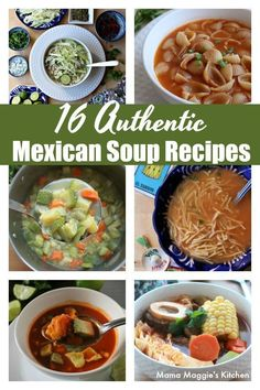 16 authentic Mexican soup recipes to warm you up this winter. These time-tested … – 16 authentic Mexican soup recipes to warm you up this winter. These time-tested and traditional dis – Mexican Beef Soup, Mexican Soup Recipes, Chicken Soup Recipes, Mexican Dishes, Vegetarian Recipes, Cooking Recipes, Healthy Recipes, Pork Recipes, Spinach Recipes
