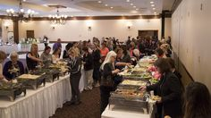 Detroit trade show held in our banquet hall. sanmarinoclub.com