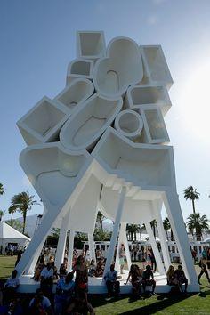 Coachella Art Installations