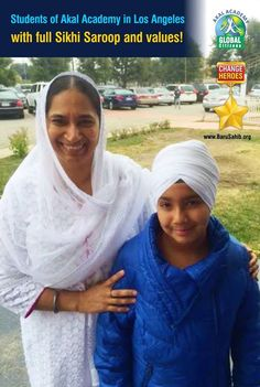 #BaruSahib #BlessedtobeSikh  Students of Akal Academy in Los Angeles with full Sikhi Saroop and values!  This child (Jasmeet Kaur) daughter of Paramjit Singh, resides on Los Angeles, studied in Akal Academy with his brother for 5 years in Jalandhar, Bilga Academy. Both kids maintained their Sikhi Saroop and values.  Share & Spread to Inspire!