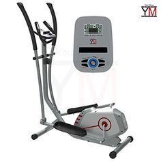 cool Stepper profesional con movimiento de correr el ptico y pantalla para calorías Cardio Tiempo Distancia y Velocita '