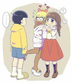 Jyushimatsu, Jyushiko & The Girl