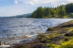 Pelgrimsroute St. Olavsleden: Zweden (1) Hiking Tours, Hiking Trails, Visit Sweden, Hiking Spots, Deep Forest, Cross Country Skiing, Day Hike, Mountain Landscape, Archipelago