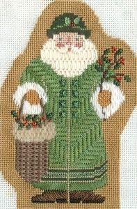 767-Deck the Halls Santa