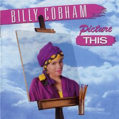 Billy Cobham – Picture This covers Sign 'O' The Times