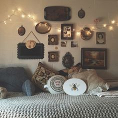 Love The Frames Of Different Shapes And Sizes Best Dorm Roomsdorm