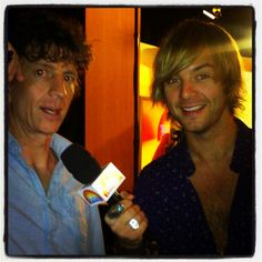 So mark, tell me about your life.  - keith-harkin Photo