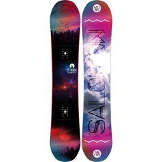 Salomon Snowboards Wonder Snowboard - Women's