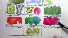 Watercolor Techniques for Beginners part 3.