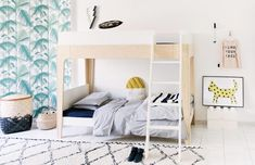 Love the Oeuf bunk bed