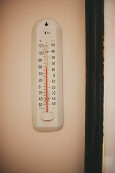 Thermometer Landline Phone