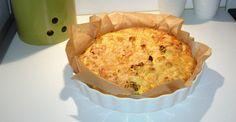 Het recept van een gewone quiche kan je heel makkelijk omzetten naar een koolhydraatarme versie doorde deegbodem weg te laten. Ik heb met sojaroom en -melk gewerkt om het aantal koolhydraten extra te beperken, maar …