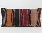 decorative pillow interior decorating kilim pillow antique pillow sham lumbar throw pillow pattern pillow cover bohemian throw pillow 27385