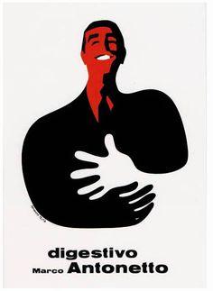 Armando Testa, Digestivo Antonetto, 1960
