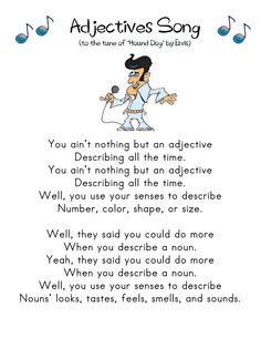 Adjectives Song.pdf