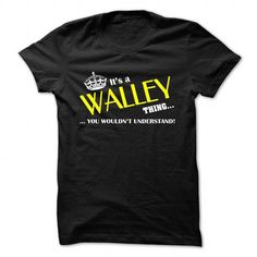 WALLEY T Shirts, Hoodies. Get it here ==► https://www.sunfrog.com/Camping/WALLEY-88243776-Guys.html?41382