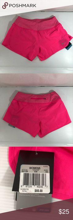 XS Pink Nike DriFit Running Shorts NWT  Size XS Nike Shorts