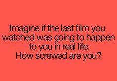How screwed are you? -- LOL