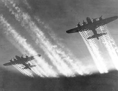 20 Feb 44: The US Strategic Air Forces launches Operation ARGUMENT, a series of missions against the Third Reich that will become known as BIG WEEK. More: http://scanningwwii.com/a?d=0220&s=b440220 #WWII