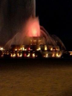 Buckingham Fountain, Chicago Illinois