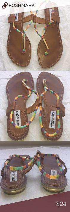 Steve Madden Sandals Size 8.5