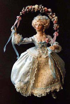 French court dancer