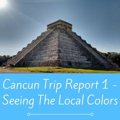 We visited Cancun for 10 days and had a great time. In part 1, we stayed in a hotel downtown and visited Chichen Itza and Ek Balam.  via @retireby40