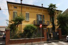 Peppone Wohnhaus in Brescello