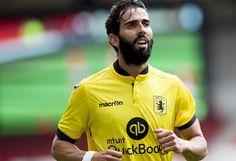 El Aston Villa confirma la cesión de Crespo al Rayo