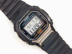 Vintage Casio G-Shock 691 DW-5600 Japan H Alarm Chrono Screw Back Running  | eBay