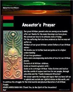 Voodoo prayer