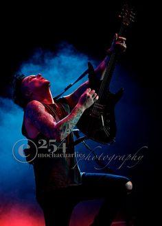 08/07/14 - Mayhem Festival, Auburn (avenged sevenfold, a7x)