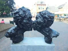 Beeld in Appingedam Storyboard, Lion Sculpture, Statue, Art, Art Background, Kunst, Gcse Art, Sculptures, Sculpture