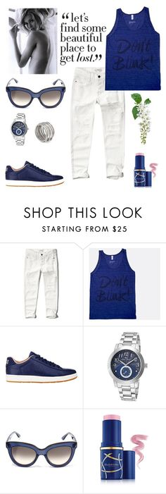 """""""Get Lost."""" by schenonek ❤ liked on Polyvore featuring mode, Abercrombie & Fitch, NIKE, Lucien Piccard, Valentino, Elizabeth Arden et Kelly Wearstler"""