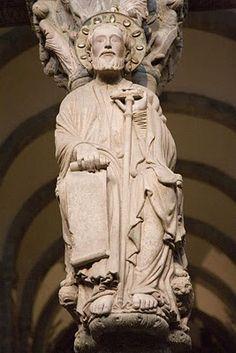 Historia del Arte: Comentario Portico de la Gloria, Catedral de Santiago.