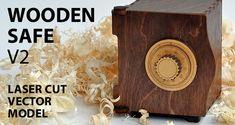 Wooden safe V2 | Cartonus